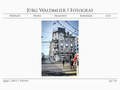 Jürg Waldmeier | Fotograf